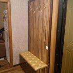 Шкаф купе и настенная вешалка